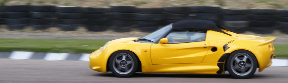Honda Powered Lotus Elise